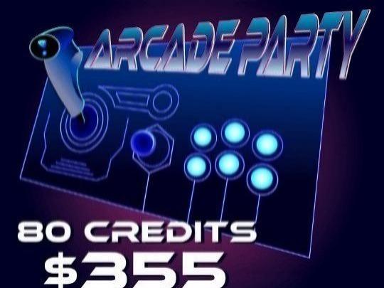 Arcade Party 80 Credits